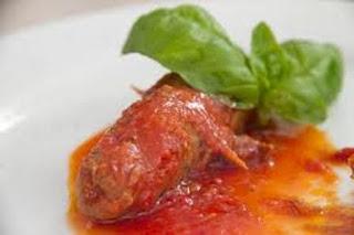 Involtini di carne alla romana
