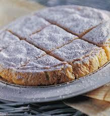 Pan di Spagna – Pasta Genovese