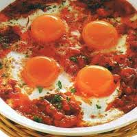 Uova al pomodoro ovvero uova in purgatorio