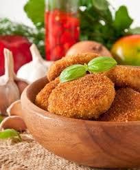 Crocchette di pollo al pepe bianco