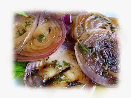 Cipolle di Tropea grigliate al peperoncino