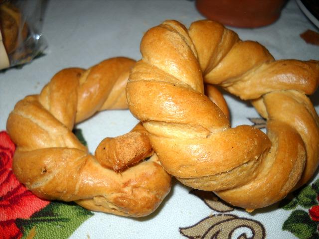 Taralli al finocchietto – Biscotti ai finocchietti di Venafro