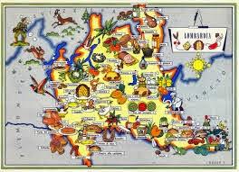 Ricette tradizionali della Lombardia