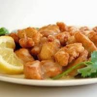 Bocconcini di pollo cremolati alla soia