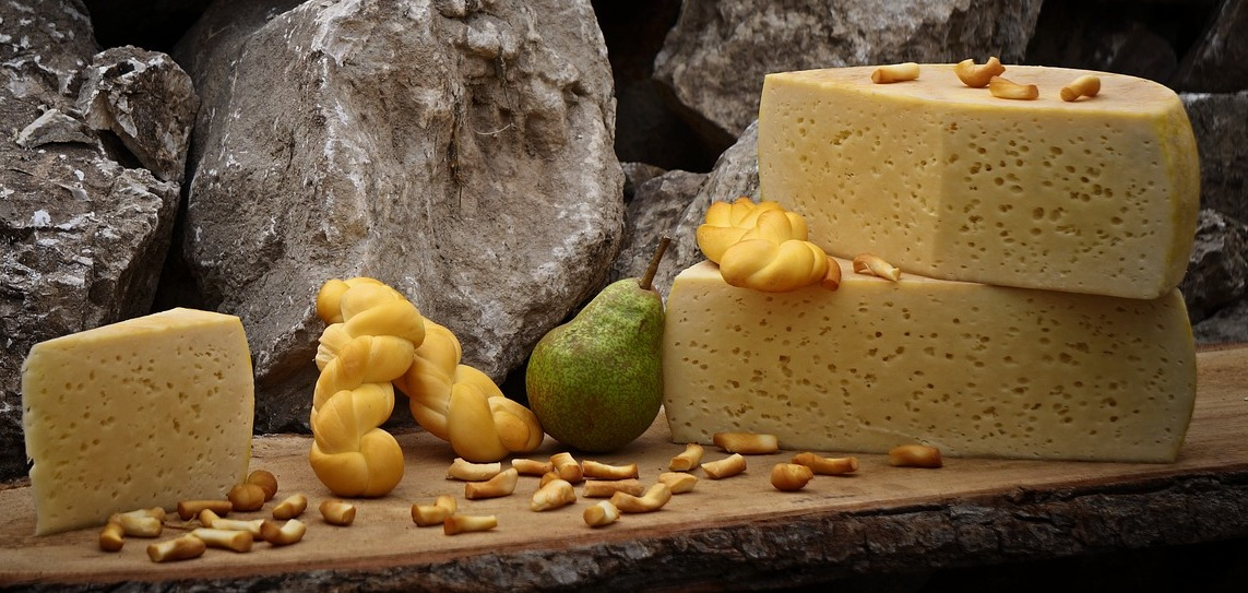 Crema di formaggio con pere