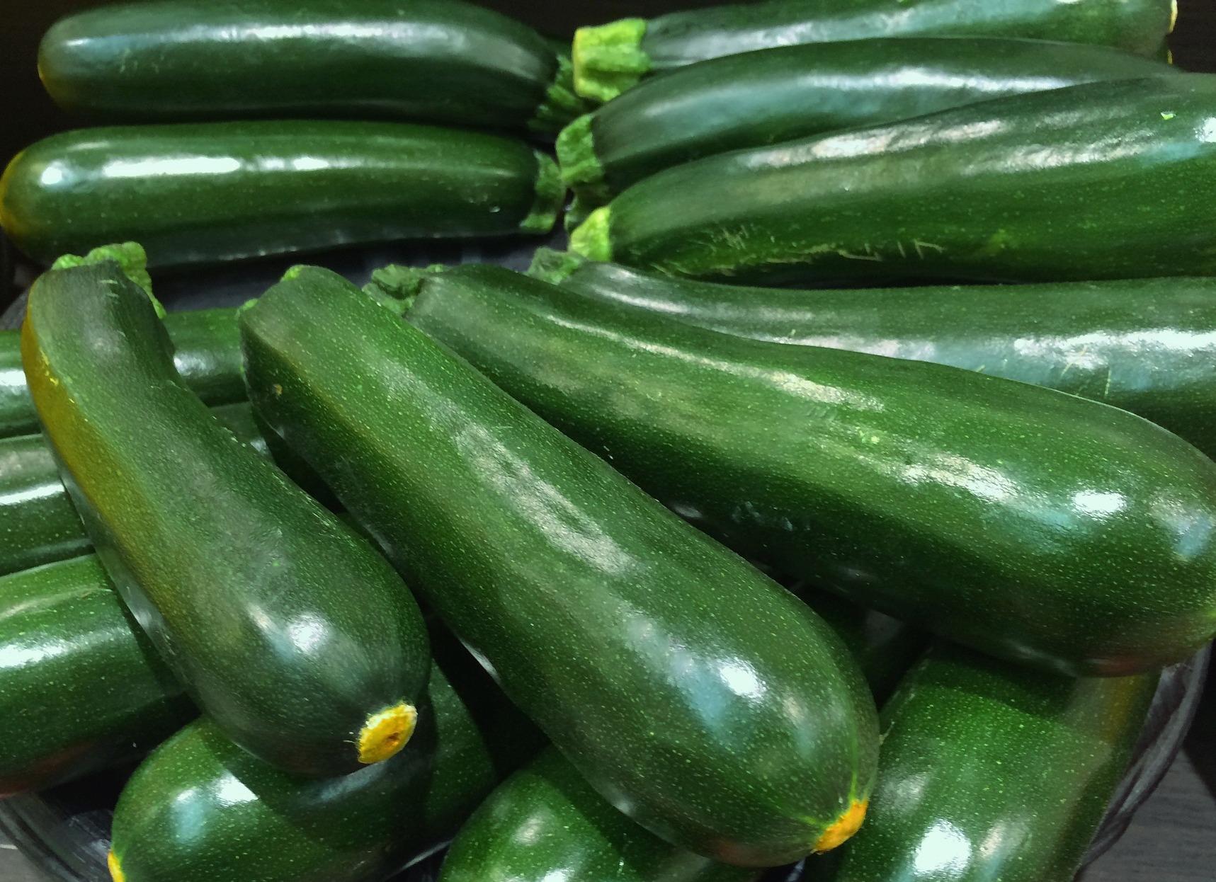 Saltimbocca di zucchine