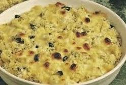 Cavolfiori gratinati al gorgonzola