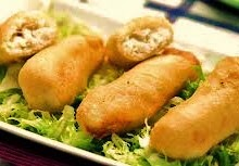 Filetti di baccalà fritti alla romana
