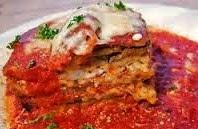 Lasagne leggere con mozzarella