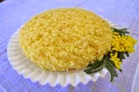 La torta Mimosa della tradizione