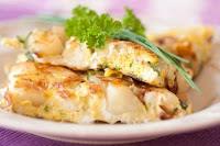 Frittata rustica con Parmigiano e Ricotta