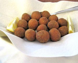 Olive ascolane fritte ripiene di carne